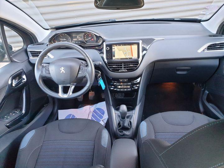 Peugeot 208 1.2 82 allure 5p i Gris Anthracite Occasion - 6
