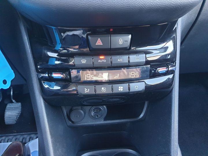 Peugeot 208 1.2 82 allure 5p i Gris Anthracite Occasion - 9