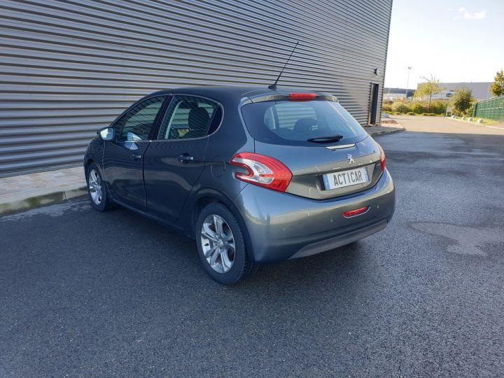 Peugeot 208 1.2 82 allure 5p i Gris Anthracite Occasion - 20