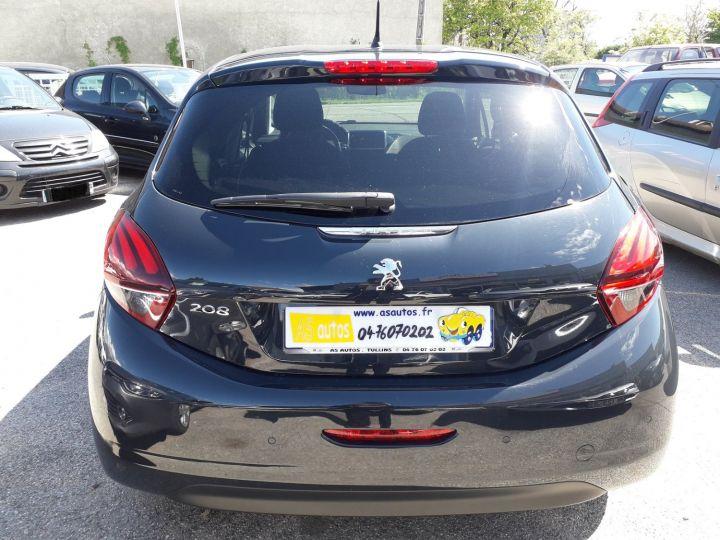 Peugeot 208 1.2 82CV STYLE Gris Fonce - 4