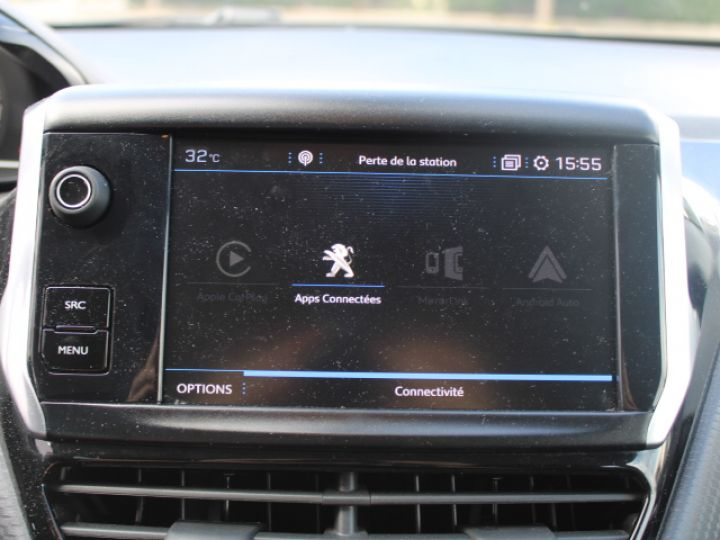 Peugeot 208 1.2 PURETECH 110CH S&S BVM5 Allure Gris - 22