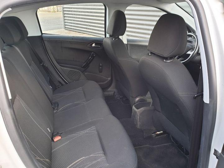 Peugeot 208 1.2 VTI 82 ACTIVE BVA ETG5 5P JIII Blanc Verni Occasion - 9