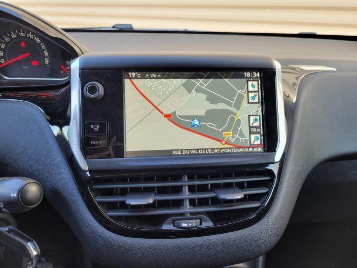 Peugeot 208 1.2 vti 82 envy 5p Blanc Occasion - 10