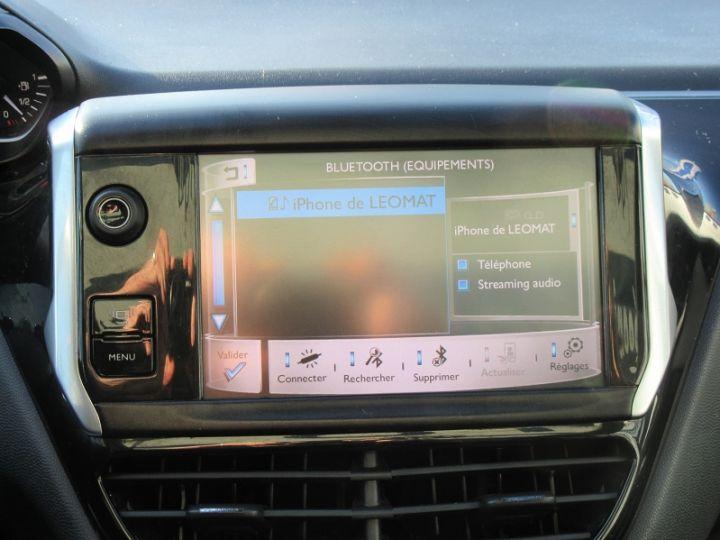 Peugeot 208 1.6 E-HDI115 FAP ICE VELVET 3P Bordeau Occasion - 17