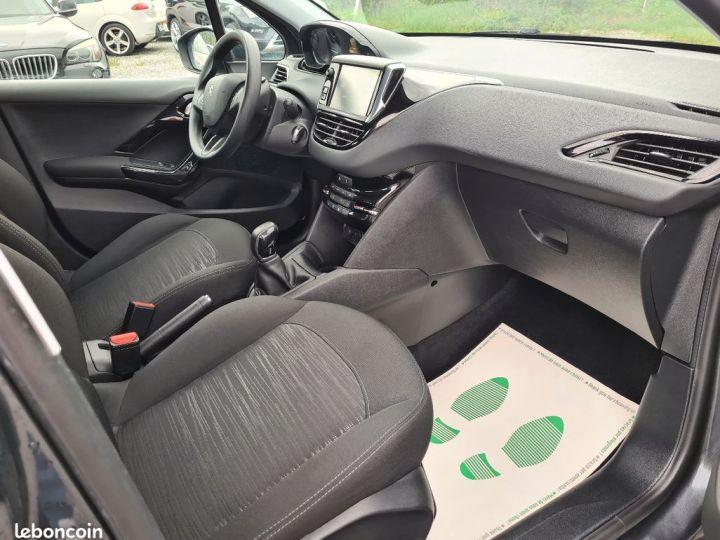 Peugeot 208 1.6 hdi 75 active 09/2016 2 PLACES GPS REGULATEUR RADAR  - 4