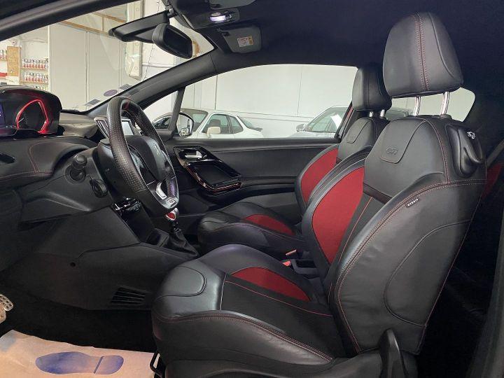 Peugeot 208 1.6 THP 208CH GTI S&S 3P Noir - 7