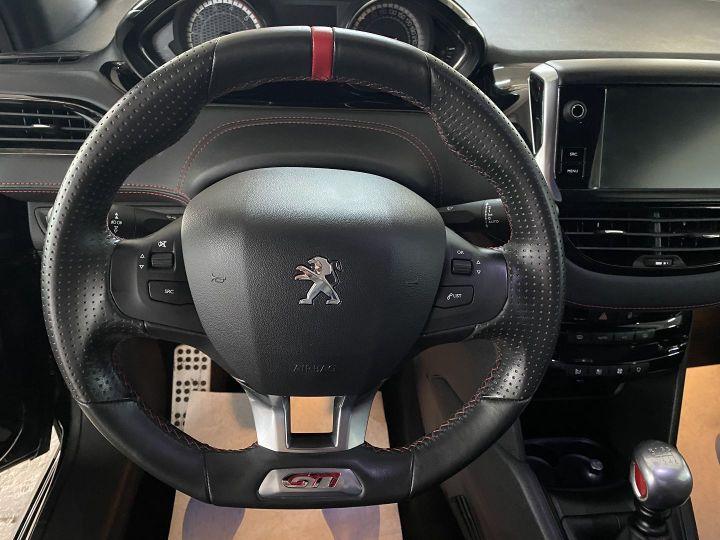 Peugeot 208 1.6 THP 208CH GTI S&S 3P Noir - 9