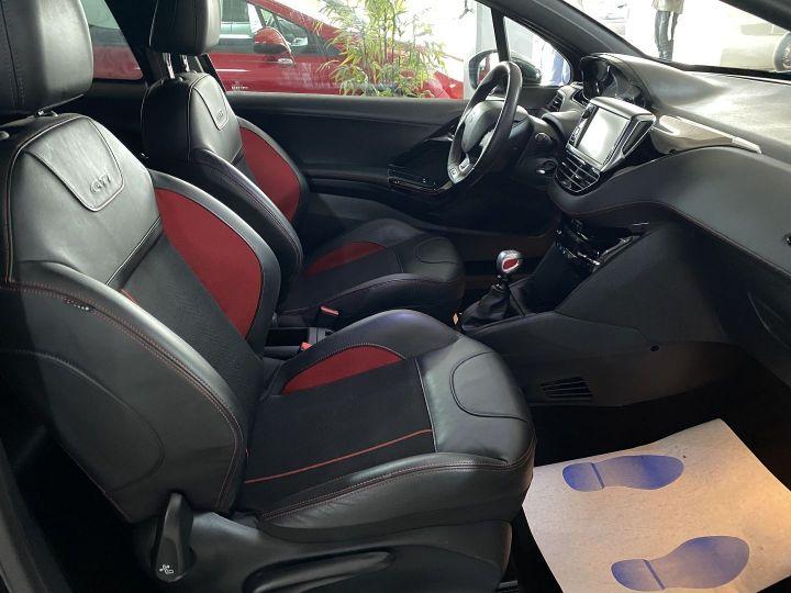 Peugeot 208 1.6 THP 208CH GTI S&S 3P Noir - 10