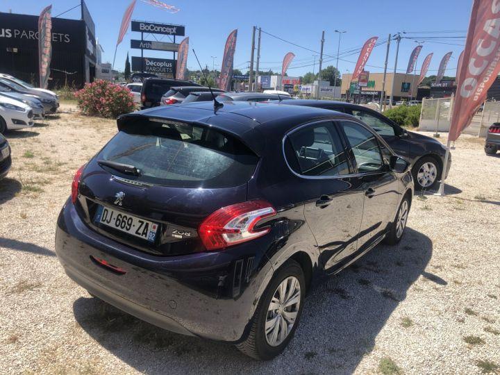Peugeot 208 BLEU FONCE METAL Occasion - 5