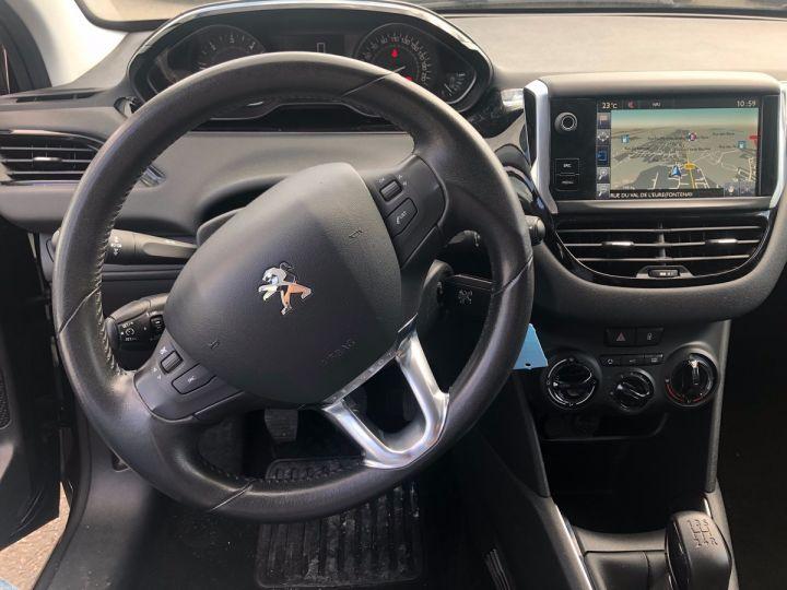 Peugeot 208 2 1.6 BLUEHDI 100 ACTIVE BUSINESS dd Violet Occasion - 3