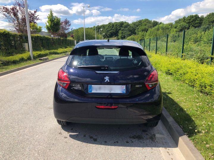 Peugeot 208 2 1.6 BLUEHDI 100 ACTIVE BUSINESS dd Violet Occasion - 10
