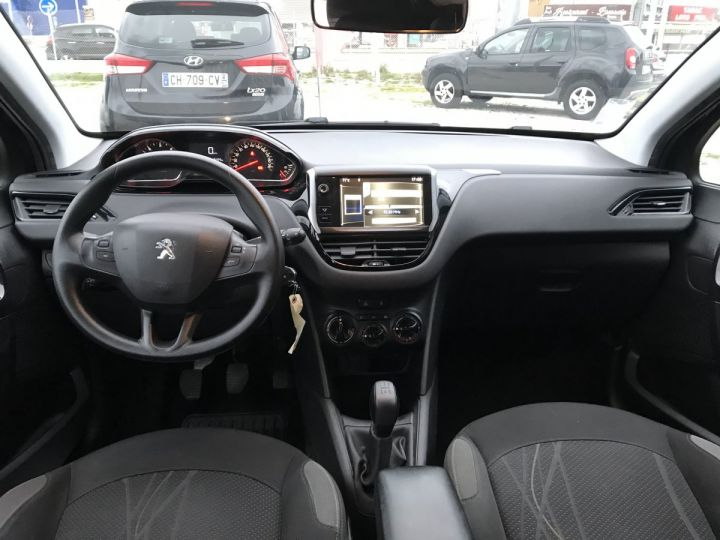 Peugeot 208 active gris fonce metal Occasion - 5