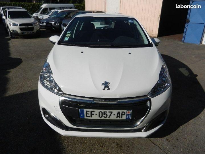 Peugeot 208 societe 1.6 bluehdi 75 bvm5, 2 places, premium pack  - 1