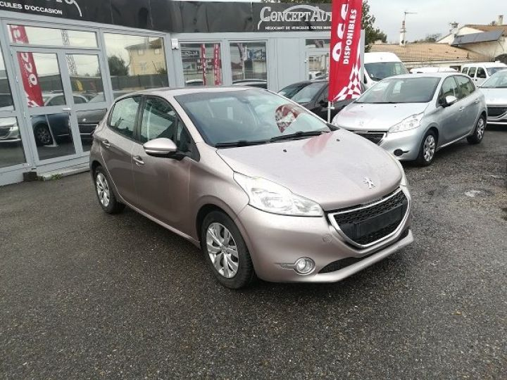 peugeot 208 urban occasion vitrolles  bouches