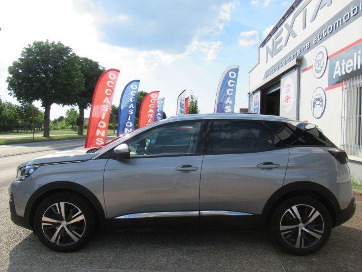 Peugeot 3008 1.5 BLUEHDI 130CH E6.C ALLURE S&S Gris - 5