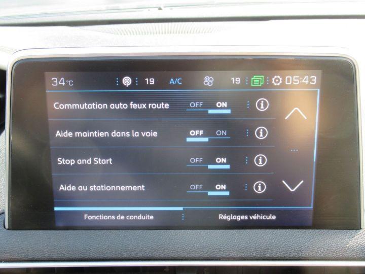 Peugeot 3008 1.5 BLUEHDI 130CH E6.C ALLURE S&S Gris - 19
