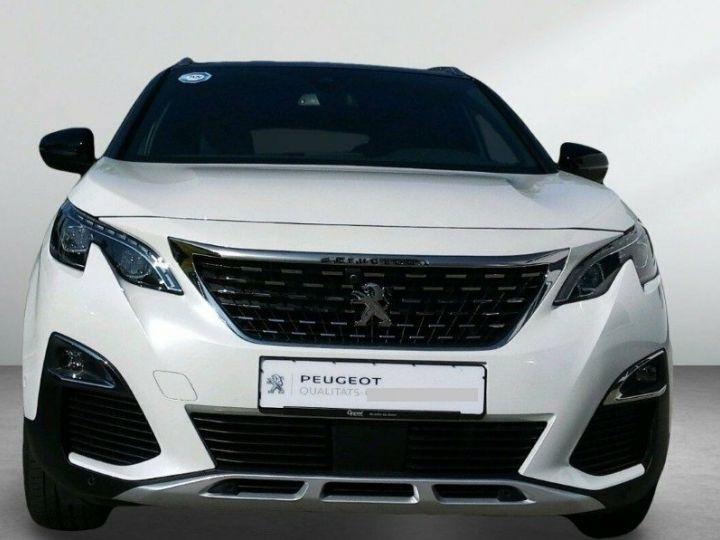 Peugeot 3008 1.5 BlueHDi130 Allure EAT8 GT-LINE 01/2020 Blanc métal  nacré  - 1