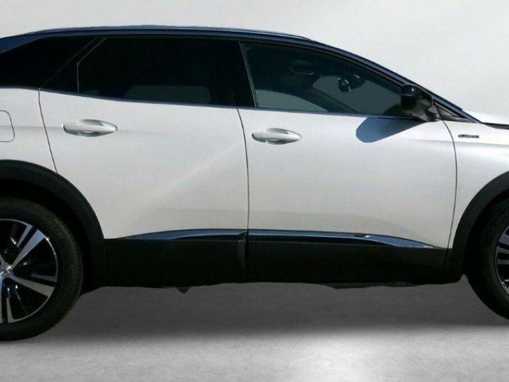 Peugeot 3008 1.5 BlueHDi130 Allure EAT8 GT-LINE 01/2020 Blanc métal  nacré  - 2