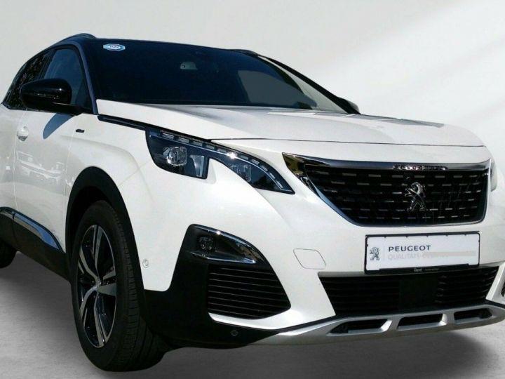 Peugeot 3008 1.5 BlueHDi130 Allure EAT8 GT-LINE 01/2020 Blanc métal  nacré  - 3