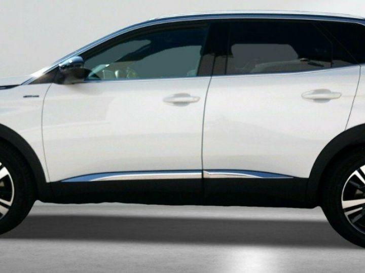 Peugeot 3008 1.5 BlueHDi130 Allure EAT8 GT-LINE 01/2020 Blanc métal  nacré  - 4