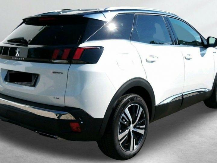 Peugeot 3008 1.5 BlueHDi130 Allure EAT8 GT-LINE 01/2020 Blanc métal  nacré  - 5