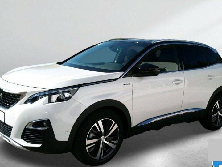Peugeot 3008 1.5 BlueHDi130 Allure EAT8 GT-LINE 01/2020 Blanc métal  nacré  - 6