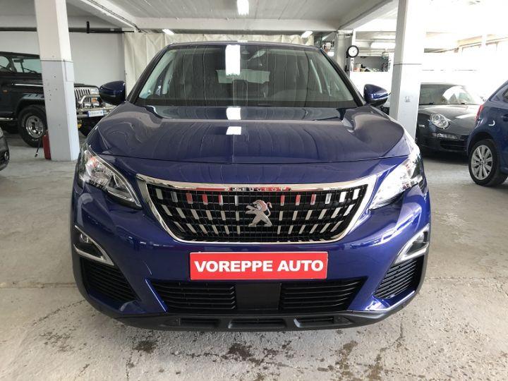 Peugeot 3008 1.6 BLUEHDI 120CH ALLURE BUSINESS S&S EAT6 Bleu - 2