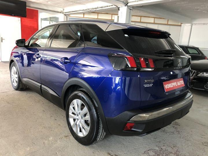 Peugeot 3008 1.6 BLUEHDI 120CH ALLURE BUSINESS S&S EAT6 Bleu - 6