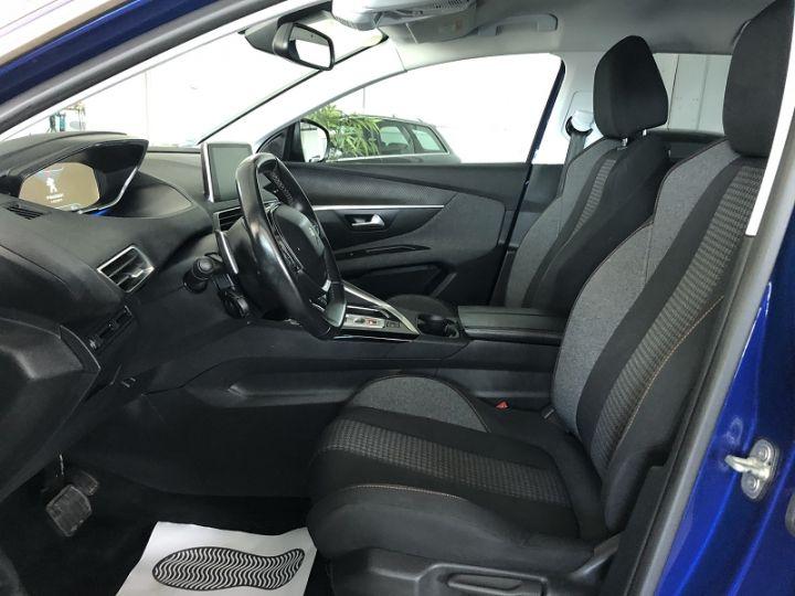 Peugeot 3008 1.6 BLUEHDI 120CH ALLURE BUSINESS S&S EAT6 Bleu - 8