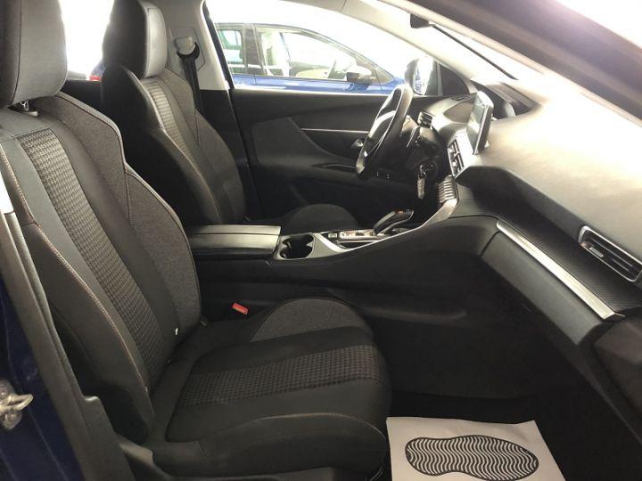 Peugeot 3008 1.6 BLUEHDI 120CH ALLURE BUSINESS S&S EAT6 Bleu - 10