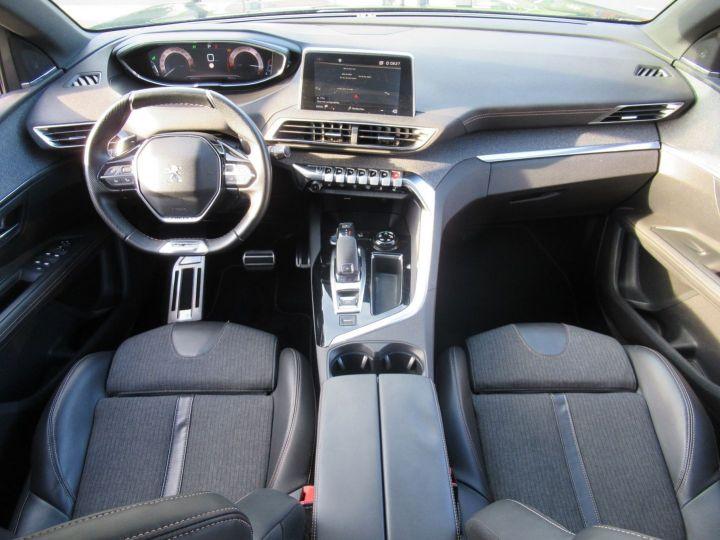 Peugeot 3008 1.6 BLUEHDI 120CH GT LINE S&S EAT6 Gris Fonce - 8