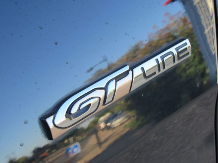 Peugeot 3008 1.6 BLUEHDI 120CH GT LINE S&S EAT6 Gris Fonce - 13