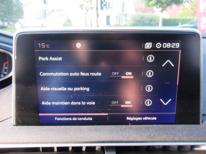 Peugeot 3008 1.6 BLUEHDI 120CH GT LINE S&S EAT6 Gris Fonce - 18