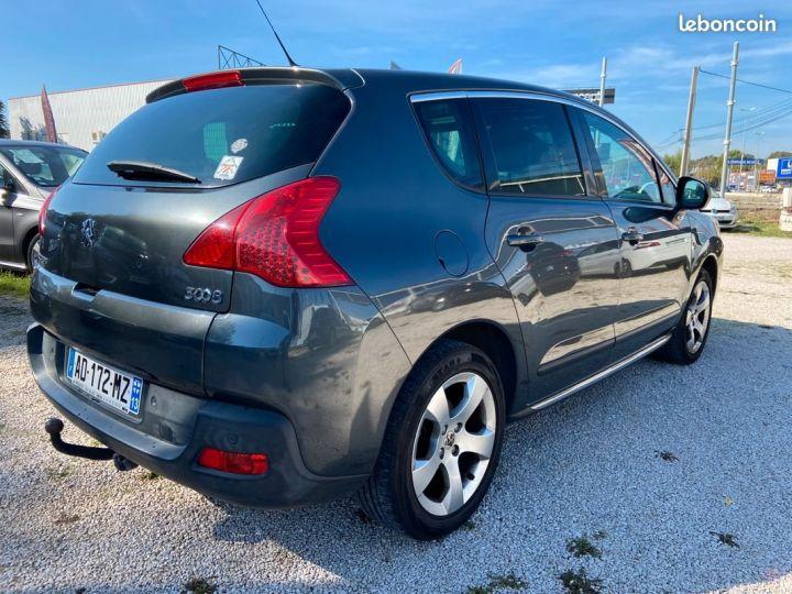 Peugeot 3008 1.6 hdi 110cv allure Gris Occasion - 3