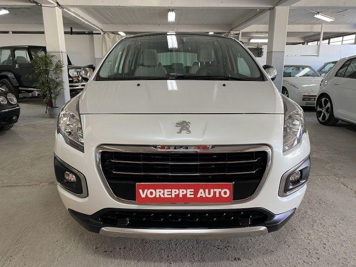 Peugeot 3008 1.6 THP 16V 155CH ALLURE BA Blanc - 2