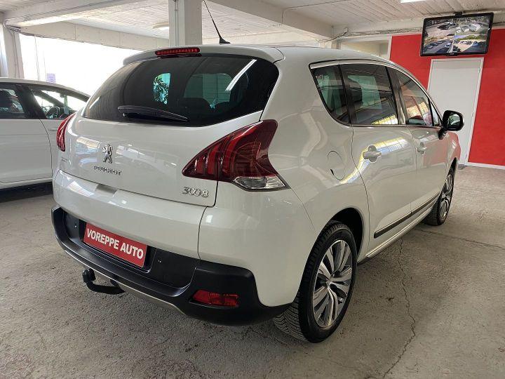 Peugeot 3008 1.6 THP 16V 155CH ALLURE BA Blanc - 3