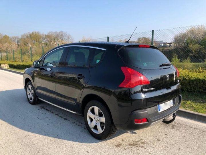Peugeot 3008 16 HDI 112 ALLURE Noir Occasion - 5
