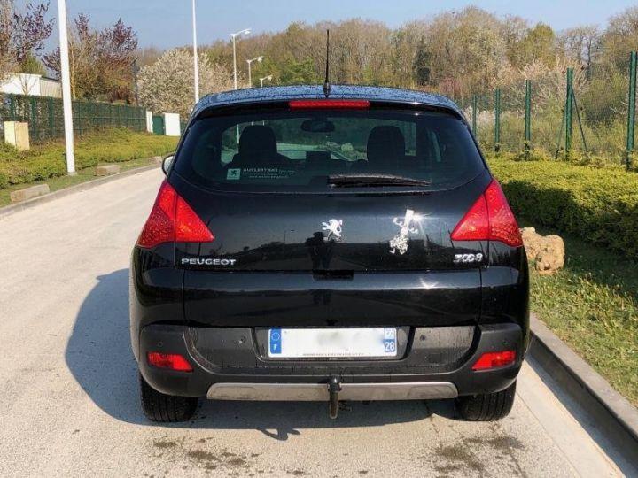 Peugeot 3008 16 HDI 112 ALLURE Noir Occasion - 6