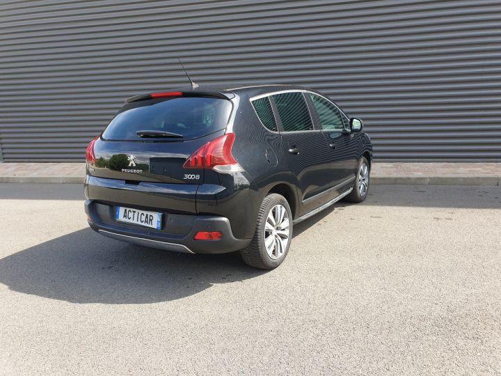 Peugeot 3008 2 1.6 bluehdi 120 allure bva6 Noir Occasion - 22