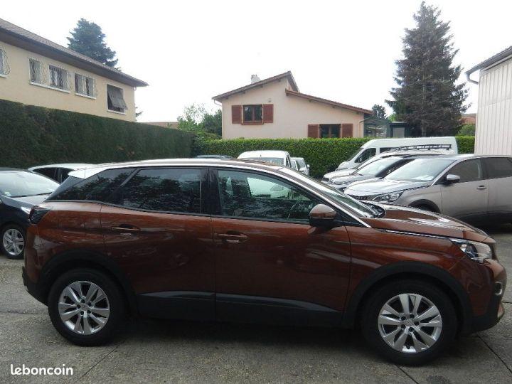 Peugeot 3008 Active Business BlueHDi 130 S&S BVM6, Active Business GARANTIE 12 MOIS Marron - 4