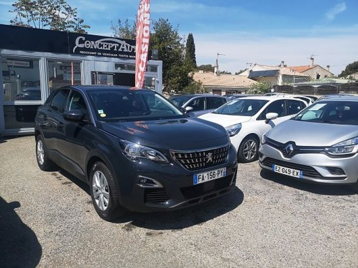 Peugeot 3008 ACTIVE BUSINESS PACK GRIS FONCE Occasion - 1