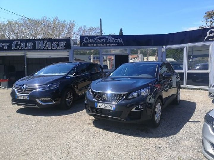 Peugeot 3008 ACTIVE BUSINESS PACK GRIS FONCE Occasion - 2