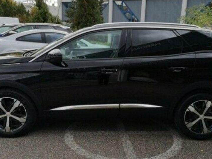 Peugeot 3008 Allure BLUE HDi 130 1.5  BM (toit panoramique) 09/2020 noir métal - 1