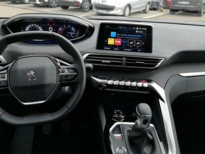 Peugeot 3008 Allure BLUE HDi 130 1.5  BM (toit panoramique) 09/2020 noir métal - 3