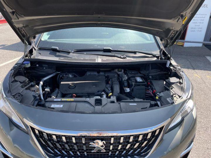 Peugeot 3008 BLUEHDI 130CH S&S BVM6 Allure Business Gris - 8