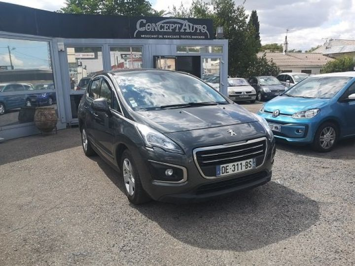 Peugeot 3008 business pack  GRIS FONCE Occasion - 1