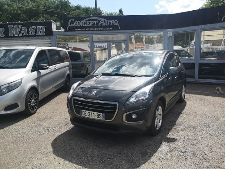 Peugeot 3008 business pack  GRIS FONCE Occasion - 2