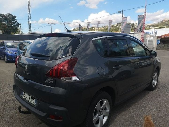 Peugeot 3008 business pack  GRIS FONCE Occasion - 4
