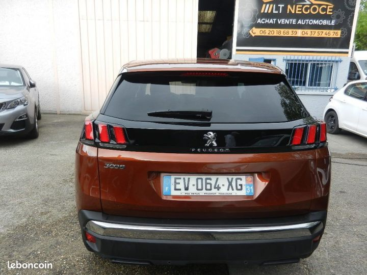 Peugeot 3008 SUV Active Business BlueHDi 130 S&S BVM6, Active Business GARANTIE 12 MOIS Marron - 5