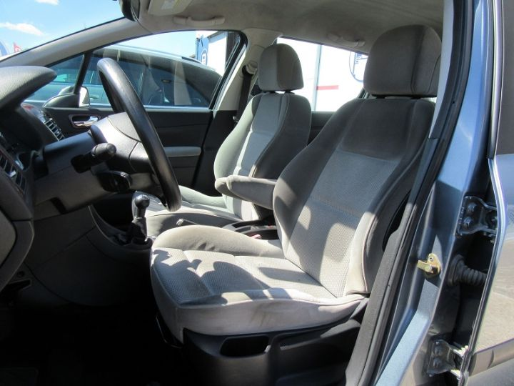 Peugeot 307 1.6 HDI90 EXECUTIVE 5P Gris Clair Occasion - 4